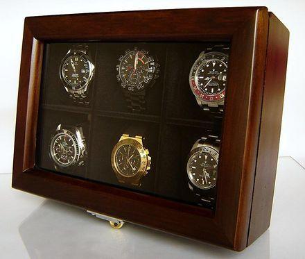 8f6b73591af Fotos de Estojo Caixa de Luxo para Relógios Curitiba
