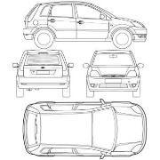 Manual De Taller Ford Fiesta 5ª Generación En Español Bs