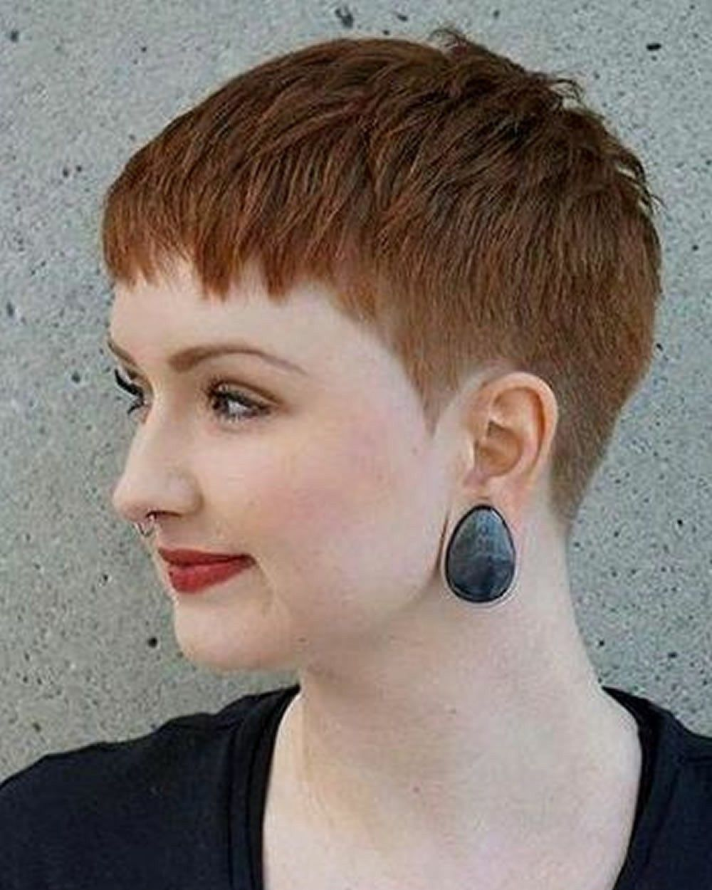 Pin by Maryann grimes on Hair for me  Short hair styles for round