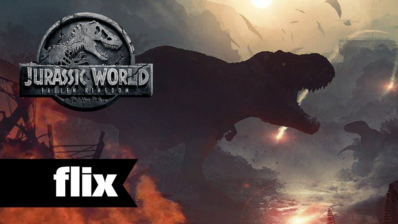 Free Download Jurassic World Fallen Kingdom 2018 Hindi Dubbed