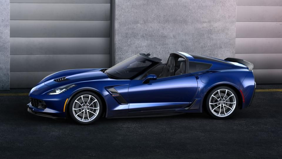 2017 Corvette Grand Sport RWD Coupe 1LT Corvette