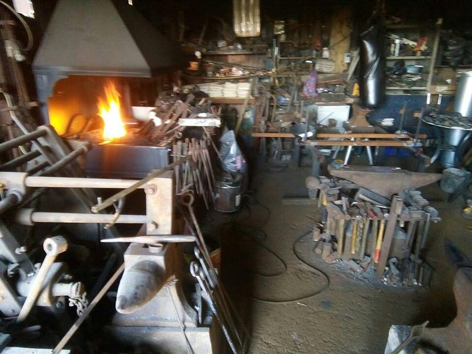 Pin by GC on Blacksmith Shops Blacksmithing, Blacksmith
