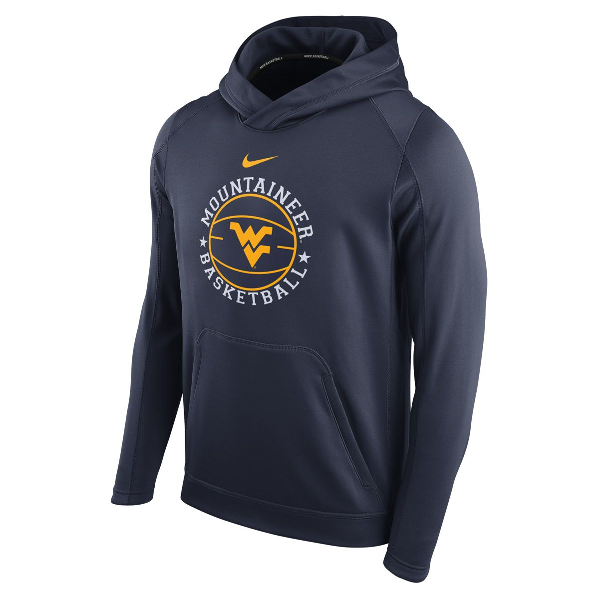 Show Off Your Pride For The Mountaineers On And Off The Court With Our Wvu Nike Circuit Pullover Hoodie Designed For Mobility You Nike Men Hoodies Nike West [ 1200 x 1200 Pixel ]