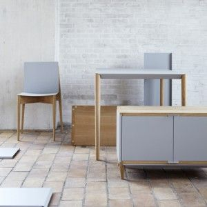 Flat Pack Furniture Assembled With Magnets By Benjamin Vermeulen