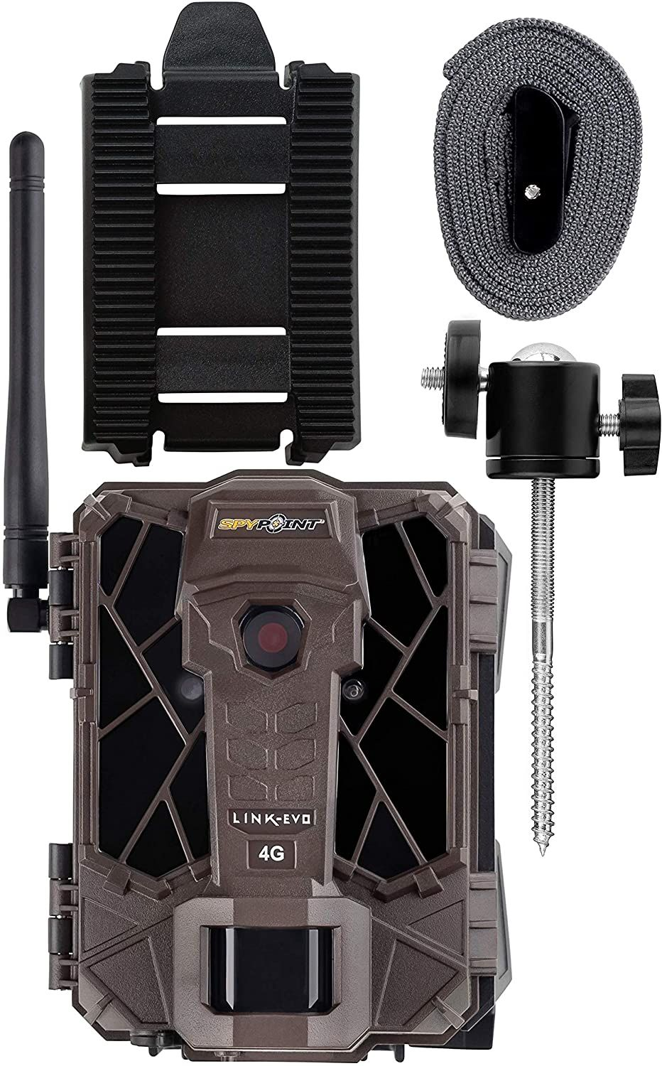 This AT & T trail camera uses 42 highpower LEDs for great
