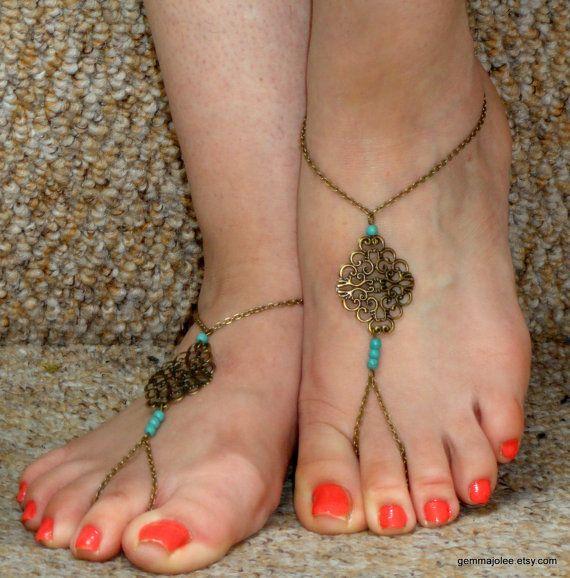 Foot slave uk