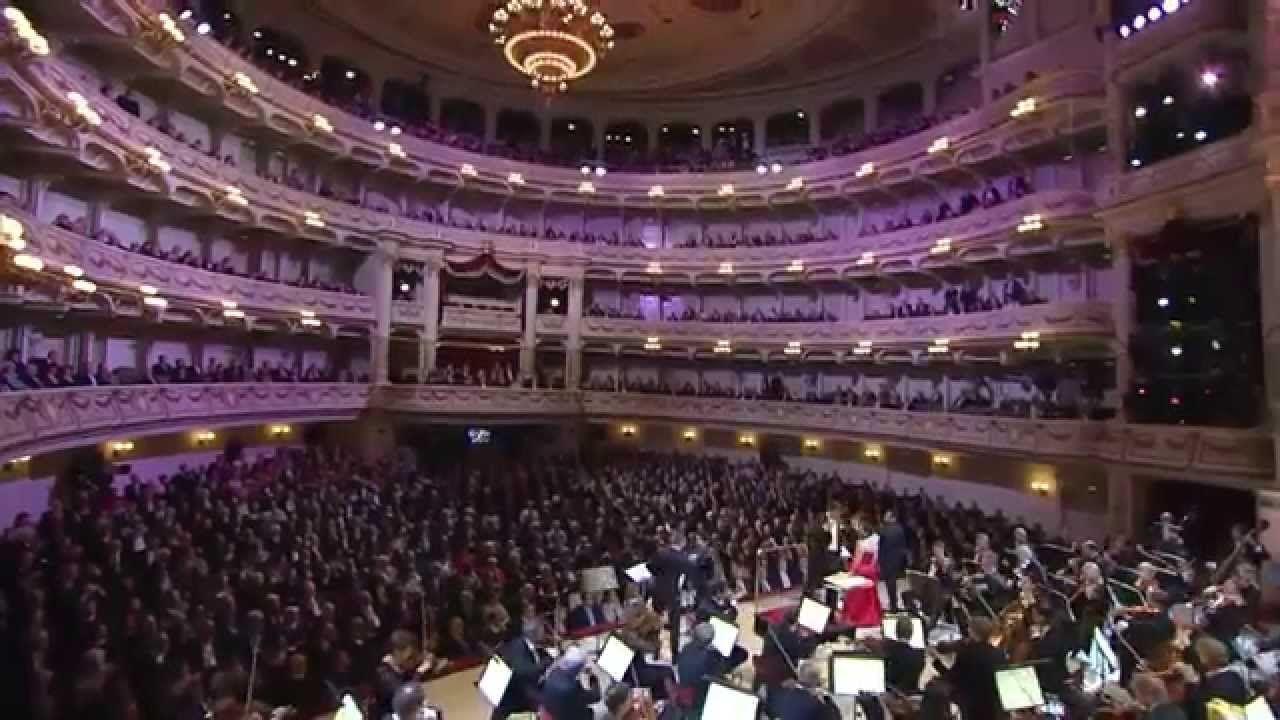 New Year S Eve Concert Of The Staatskapelle Dresden With Anna Netrebko Oper