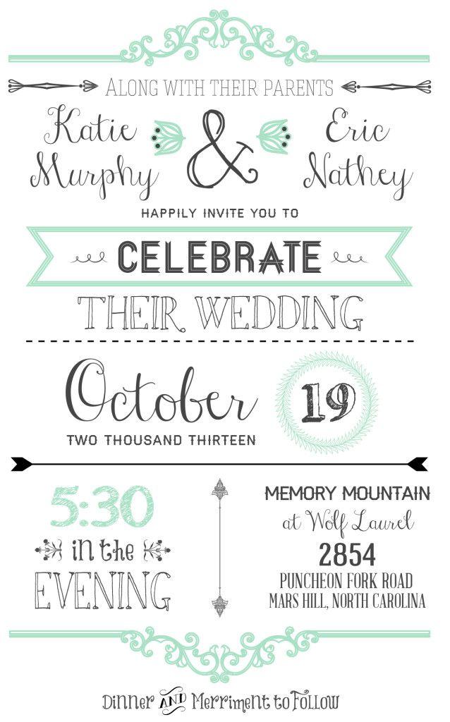 Invitation Templates Free Free Wedding Invitation Templates  Free Wedding Invitations .