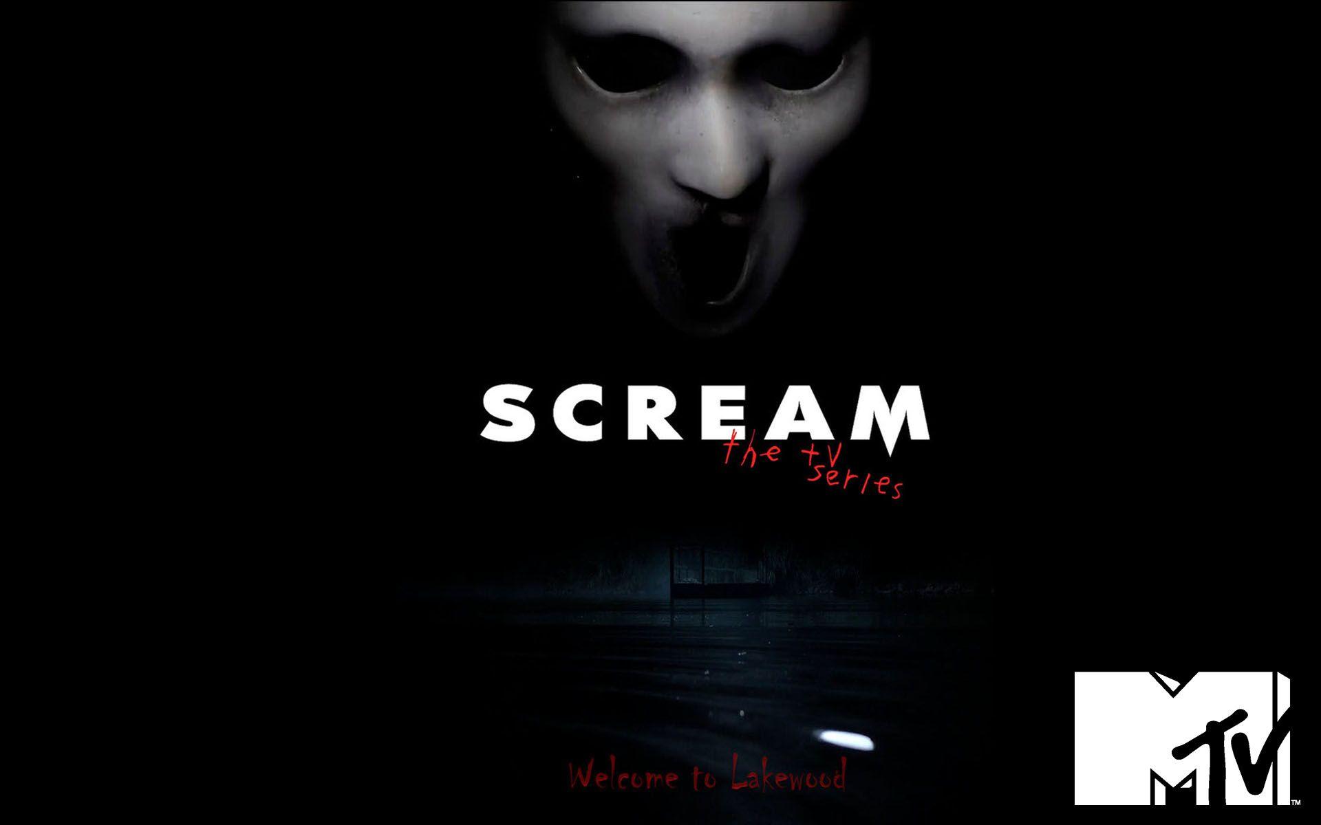 Scream Tv Series Poster Wallpaper