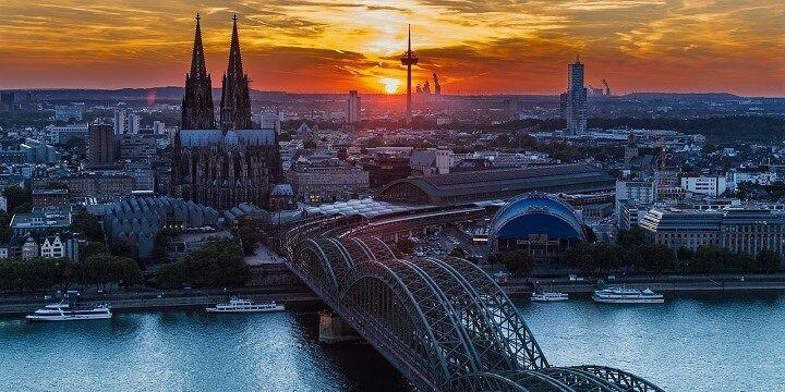 Cologne, North-Rhine Westphalia, central Germany