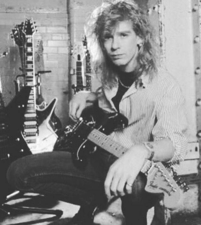 You and your guitars Steve #steveclarkforever #Instagram