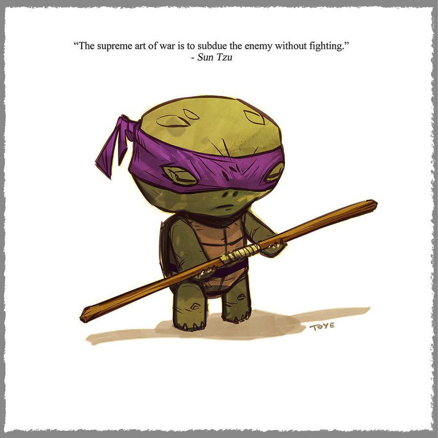 Ninja Turtle Quotes Donatello Geekery  Pinterest  Turtle Teenage Mutant Ninja