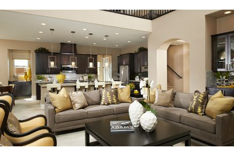 Monte Bello at Summerlin by Richmond American Homes in Las Vegas