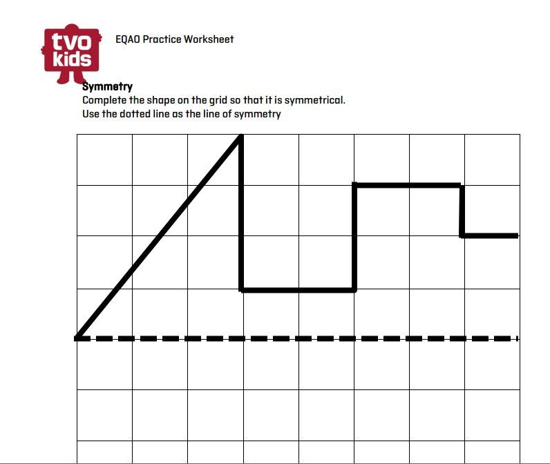 Eqao Practice Worksheet Get Ready For The Eqao By Practicing With