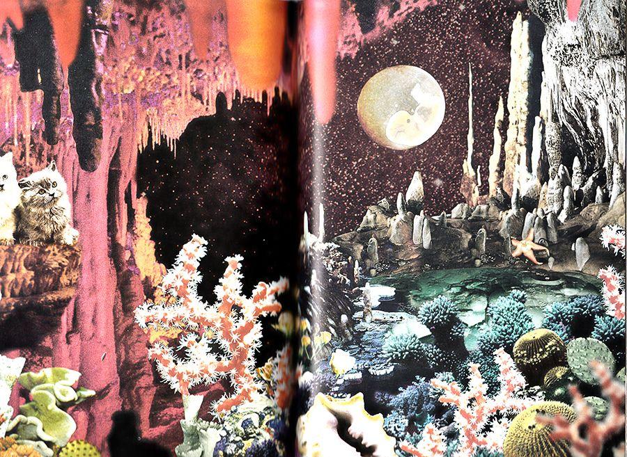 Work by Koen Hauser in GUP Magazine #36