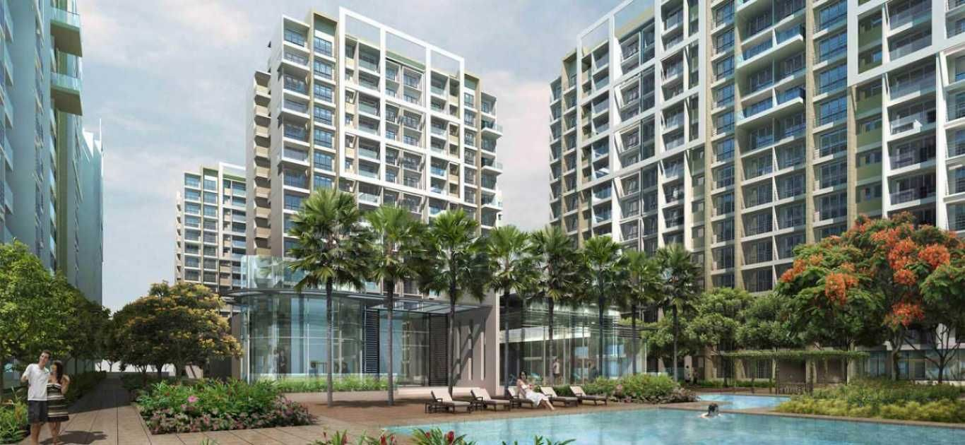Andheri East Mumbai Oasis New Property Residential