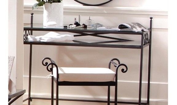 Hasena Beauty Wrought Iron Dressing Table With Images Modern