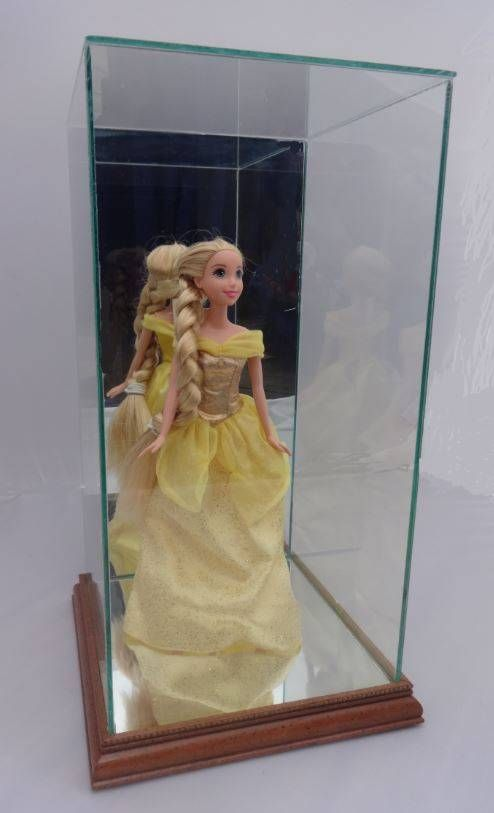 The Perfect Display Case For Collectible Barbie Dolls