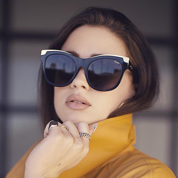 a8c50e9fd01 IT S MY WAY Cat Eye Sunglasses