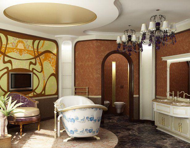 Badezimmer Jugendstil ~ 54 best art nouveau interiors images on pinterest art nouveau