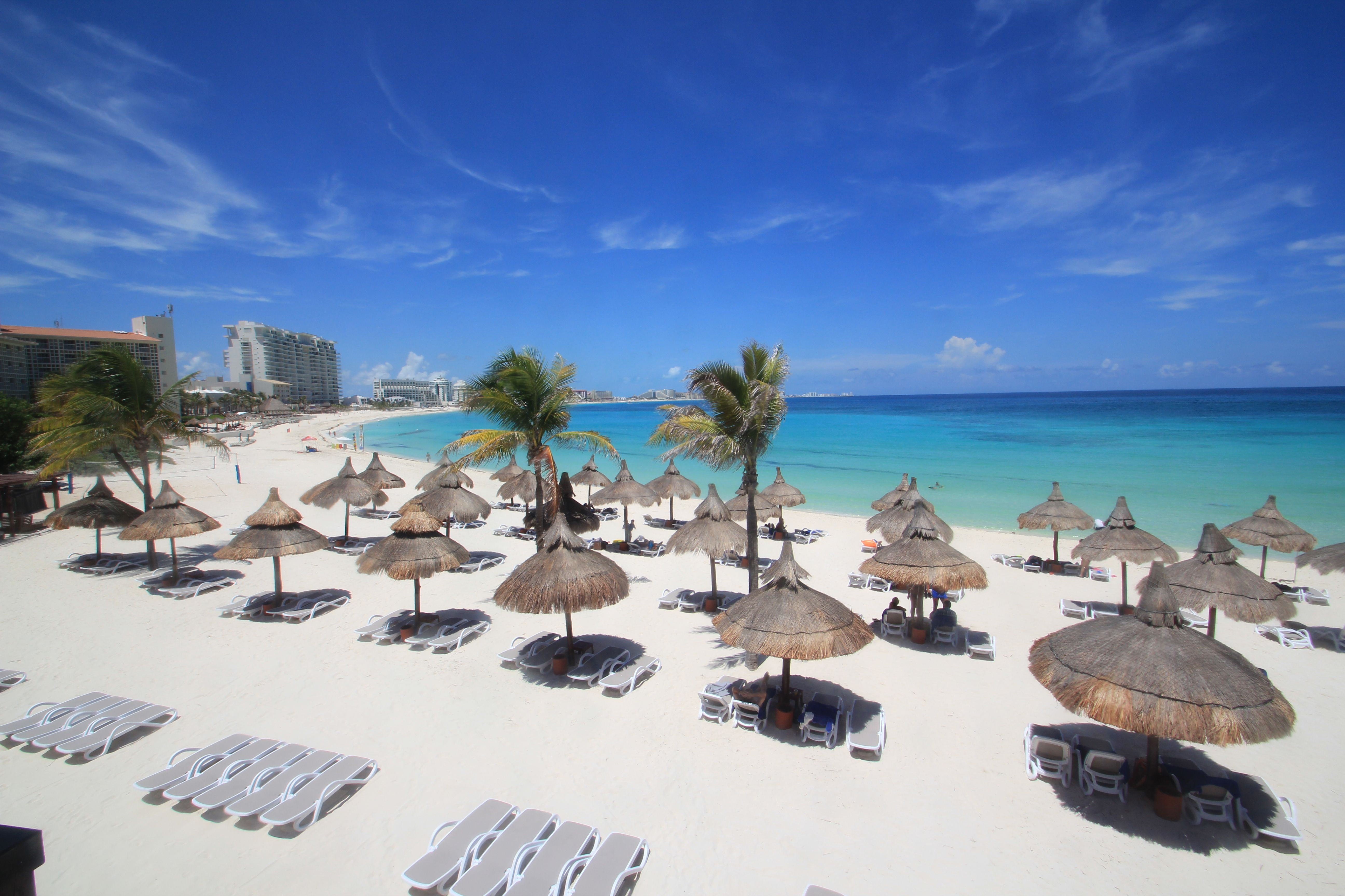 Cancun Trip Beautiful Club Med Cancun Mexico Beach Travel Pinterest
