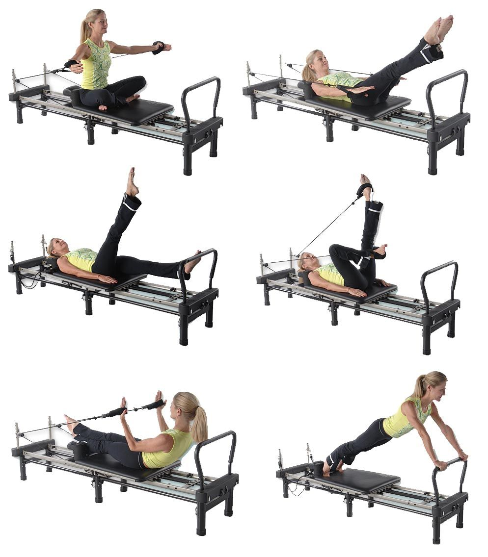 Pilates Reformer Yes This Is A Part Of My Weekly Routine Pilates Reformer Pilates Reformer Exercises Pilates Workout Routine