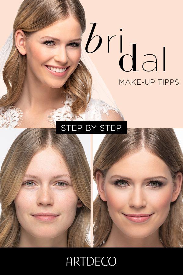 Braut Make-up selber schminken | Schminktipps ARTDECO