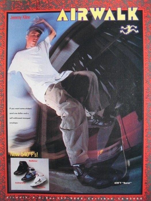 pretty nice e9e53 f1732 Airwalk - The 50 Best Brands of the  90s   Complex