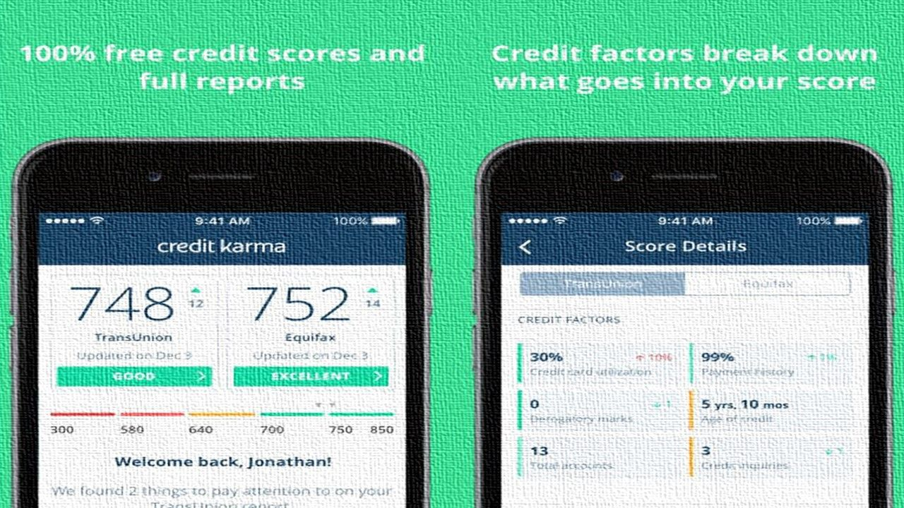 Free Credit Karma Score 100 Free From Beginning To End