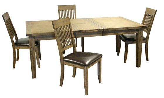 Dining Kanes 699 For 5 Pc Extra Chairs 100 Each Dining Condo Kitchen 5 Piece Dining Set
