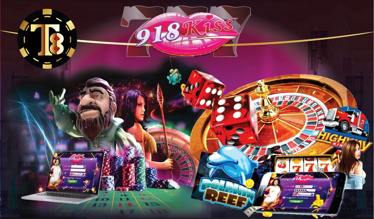 Pin by T8 Online Casino on 918 kiss | T8 Online Casino| Singapore ...