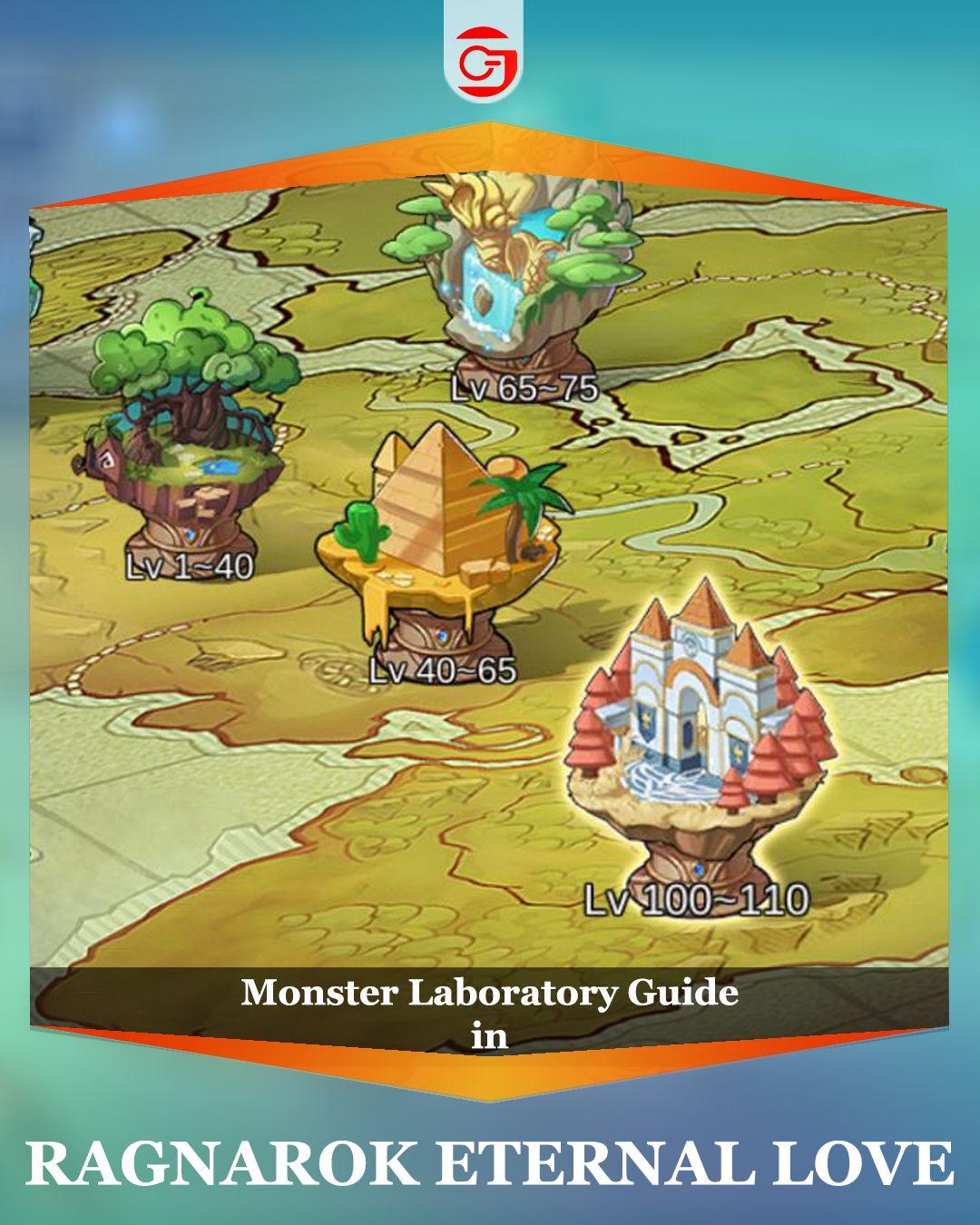Monster Lab Tips And Tricks In Ragnarok Mobile Ragnarok Mobile Monster The Warlocks
