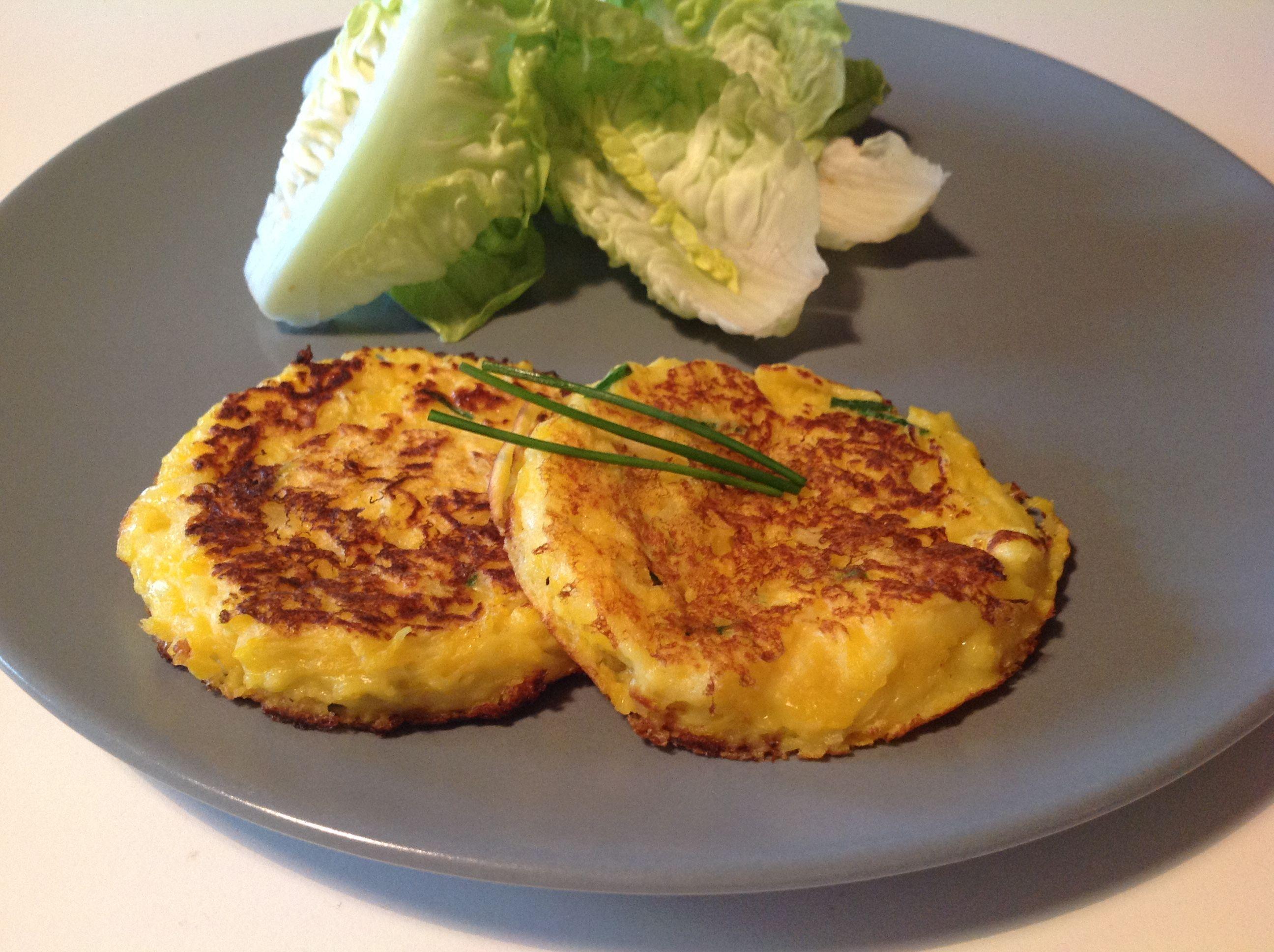 râpés de potiron | recette | recette cooking chef, espace recettes