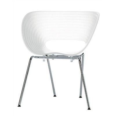 Vitra Tom Vac Chair By Ron Arad Stackable Furniture Chair Design Traditional Chairs