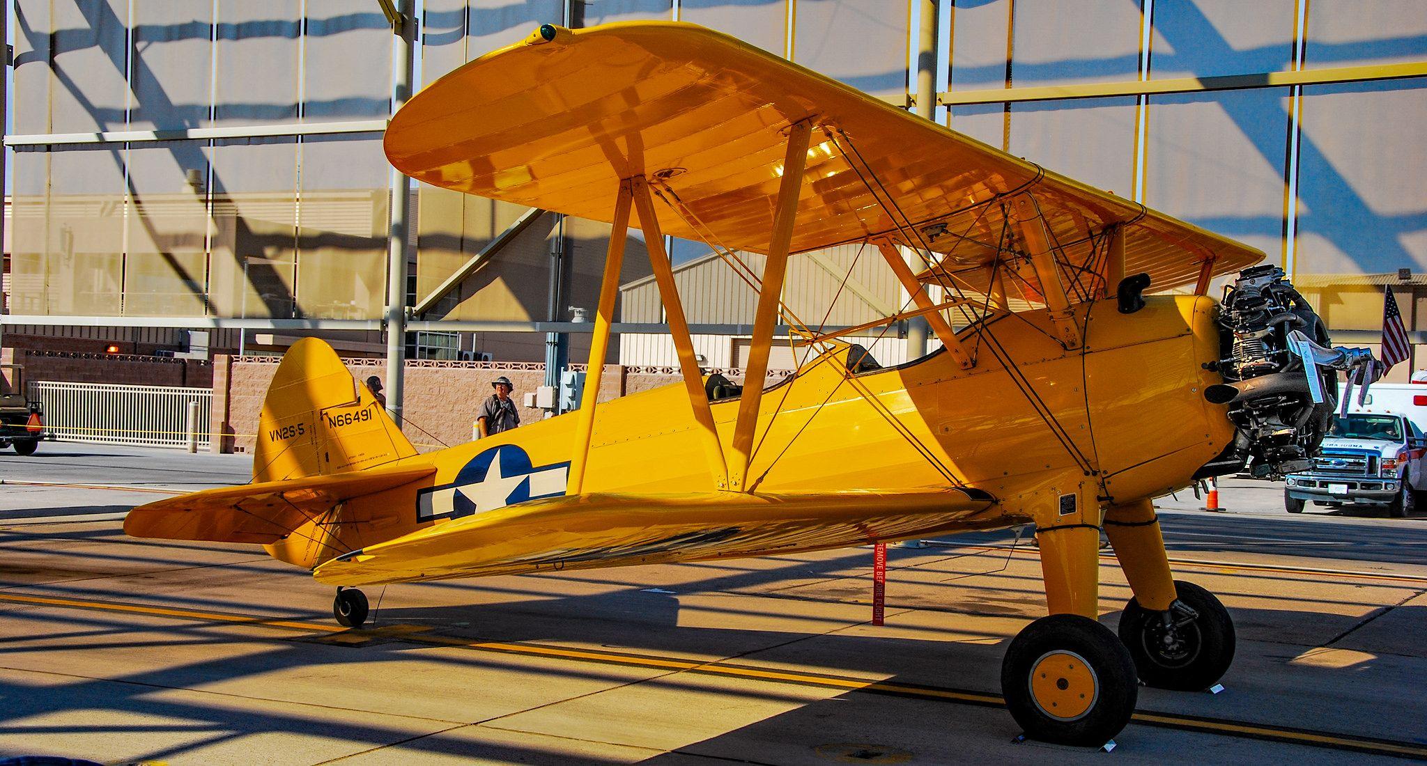 https://flic.kr/p/PD7K2Y | N66491 1943 Boeing E75 C/N 75-8662 | Las Vegas - Nellis AFB (LSV / KLSV) Aviation Nation 2016 Air Show USA - Nevada, November 12, 2016 Photo: TDelCoro