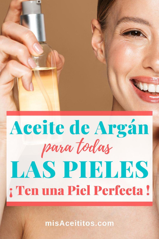 Pin En Aceite De Argán