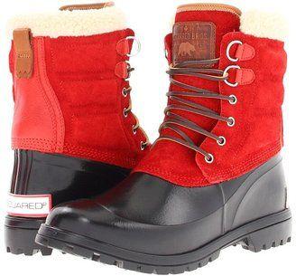 DSquaredCanada Rain Boot $650