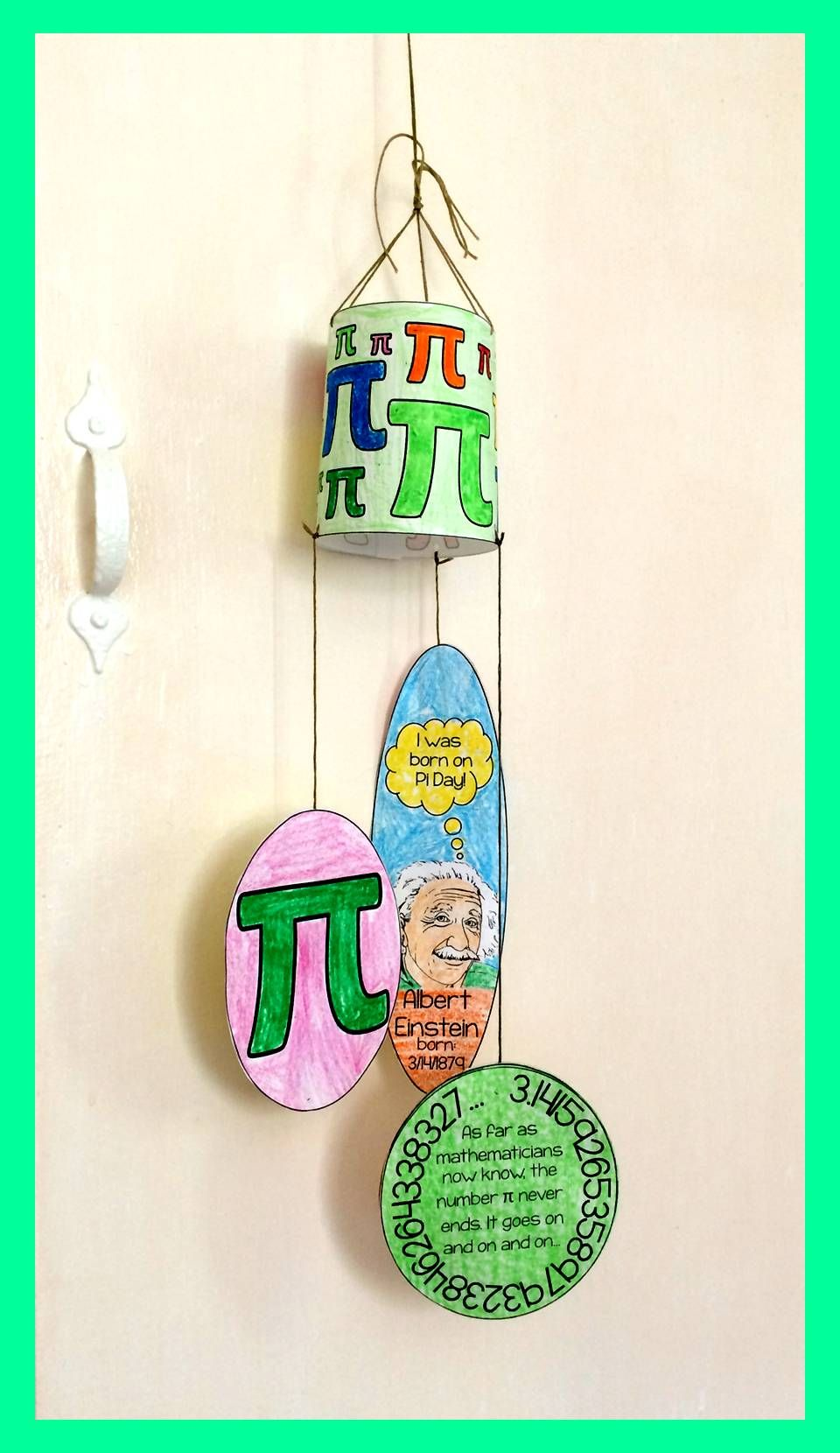 Pi Day Math Activities Pi Day Facts Pi Day Math Projects [ 1660 x 960 Pixel ]