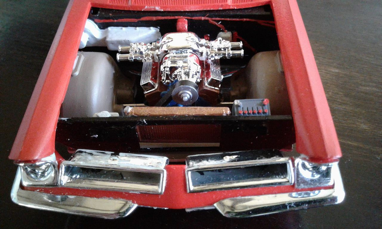 Gallery Pictures 1965 Pontiac Grand Prix Grand Slam Oas White