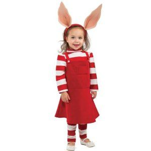 Olivia Deluxe Costume Toddler