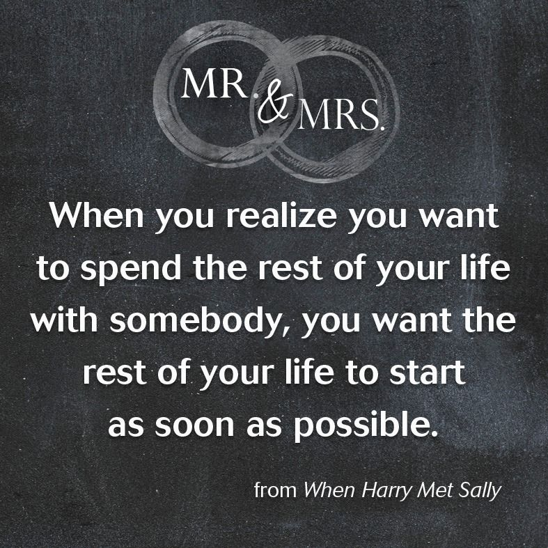 Quotes About Marriage Pleasing When You Just Can't Wait To Get Married #wedding #quotes  For