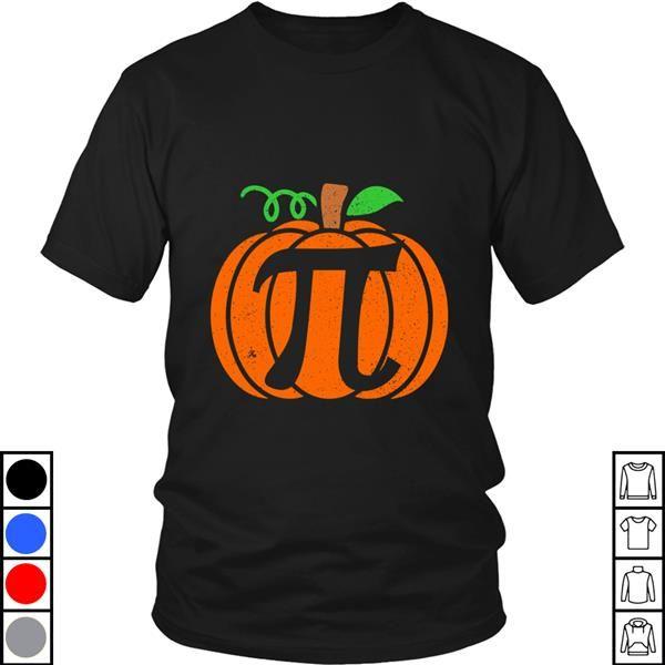 Teeecho Pumpkin Pi Funny Teacher Halloween Or Thanksgiving Gift 900 T-Shirt, Sweatshirt, Hoodie for Men & Women #thanksgivinggiftsforteachers