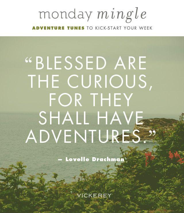 Monday Mingle : Adventure & Road Trip Inspiration ...