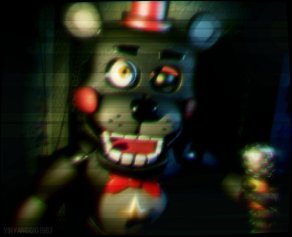 Pin by Akymi Von Monroe on Five Nights at Freddy's/Sister