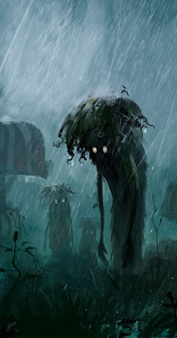 51 Enigmatic Forest Concept Art That Will Amaze You   Homesthetics - Inspiring ideas for your home.