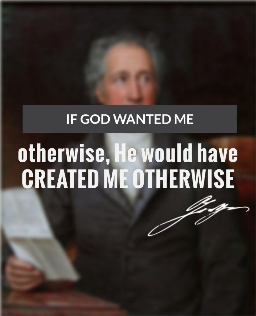 Die Besten Zitate Von Johann Wolfgang Von Goethe Psychologie Einfach De Gute Zitate Goethe Zitate Zitate