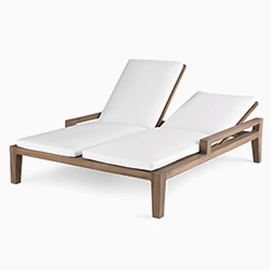 Pin By Melissa N G On Pool Furniture In 2020 Double Chaise Lounge Outdoor Luxury Patio Furniture Outdoor Chaise Lounge