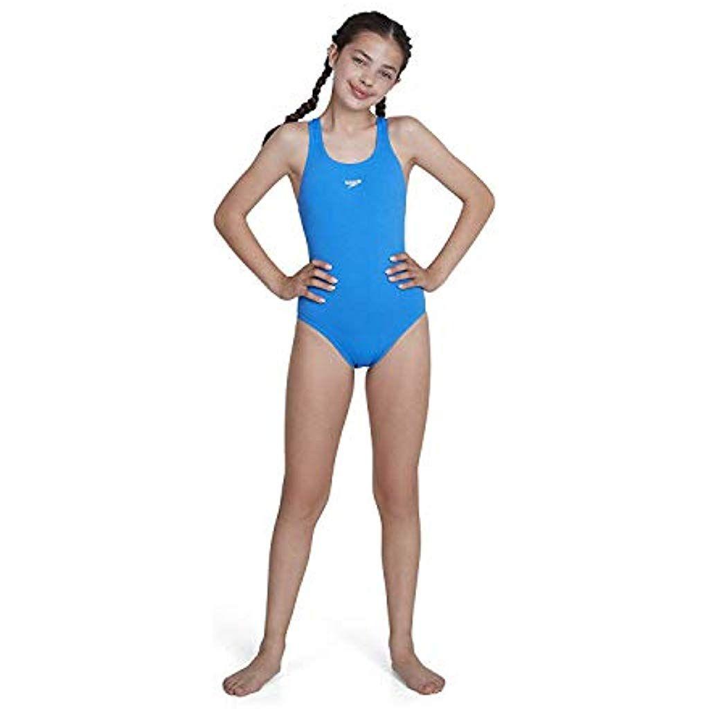 ARENA M/ädchen Sport Badeanzug Essentials