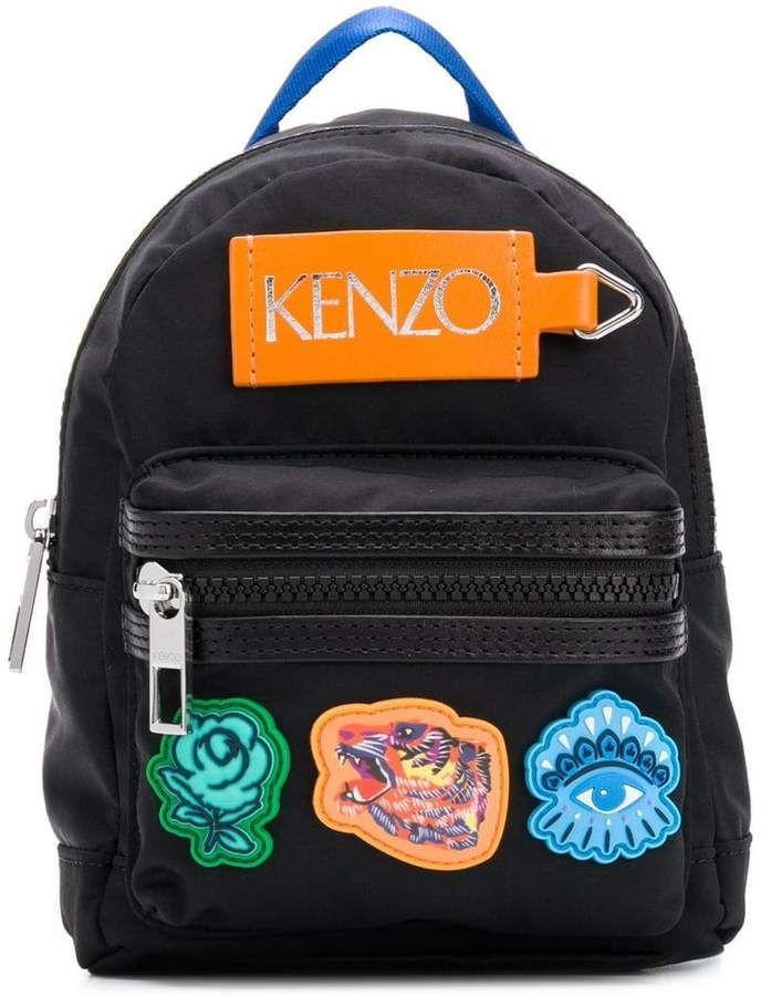 47ca892b64 Kenzo mini patch backpack
