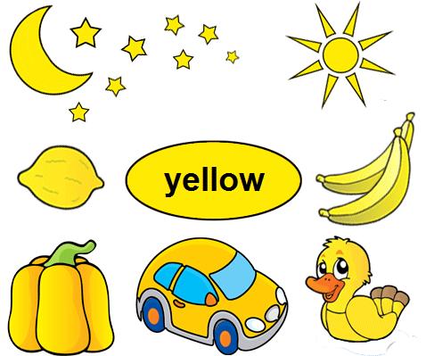 Color Yellow Worksheets For Kindergarten Color Worksheets For Preschool Preschool Colors Preschool Color Activities